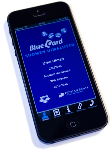 Blue Card Mobile